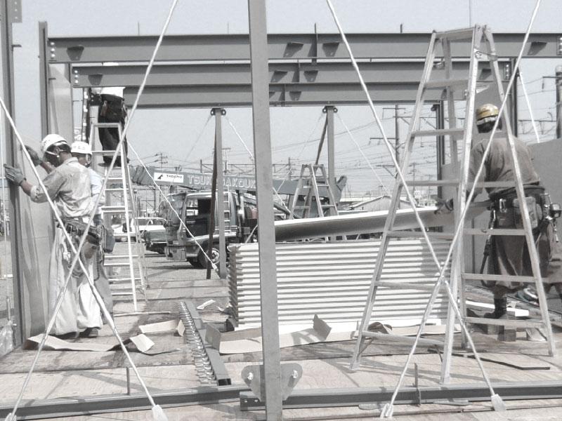 アイワフレーム|災害への取り組み